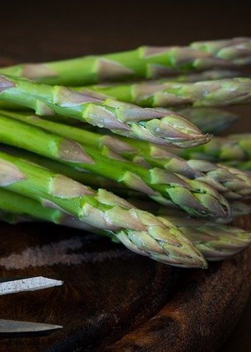 asparagi ricetta volpin